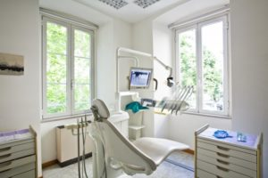 Germ-free dental treatment room cleaned by your Harker Heights dentist